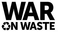 War On Waste logo